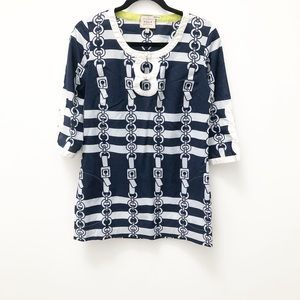 itw it's the weekend Claude brown tunic/dress